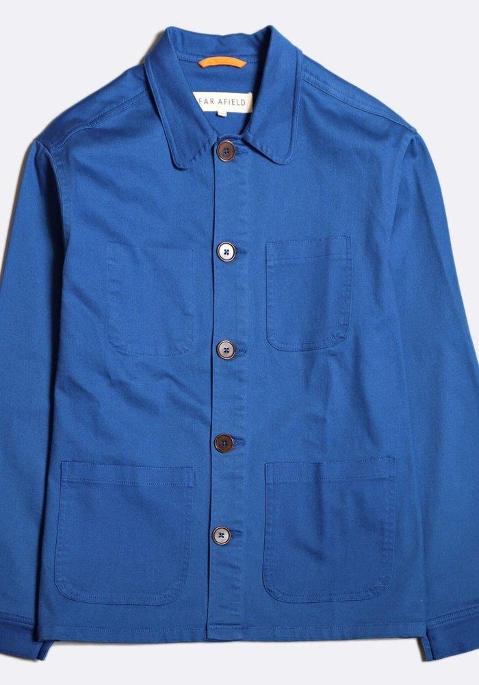 Station Jacket Cotton Twill