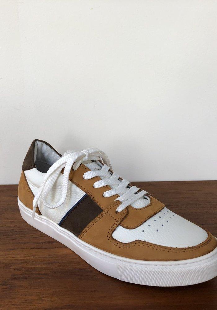 TNI - 500 leather sneakers