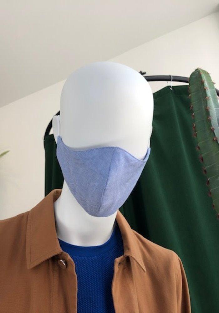 Mondmasker zonder optie filter Lichtblauw