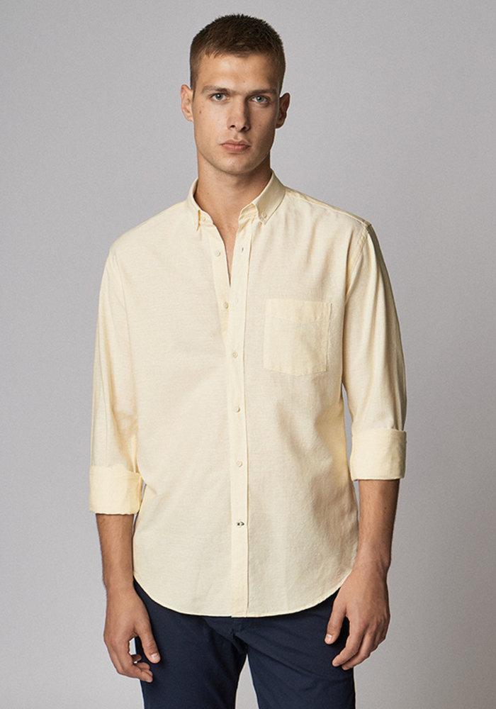 Bernina Striped Cotton Shirt