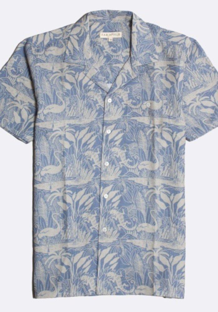 Selleck SS Shirt Linen
