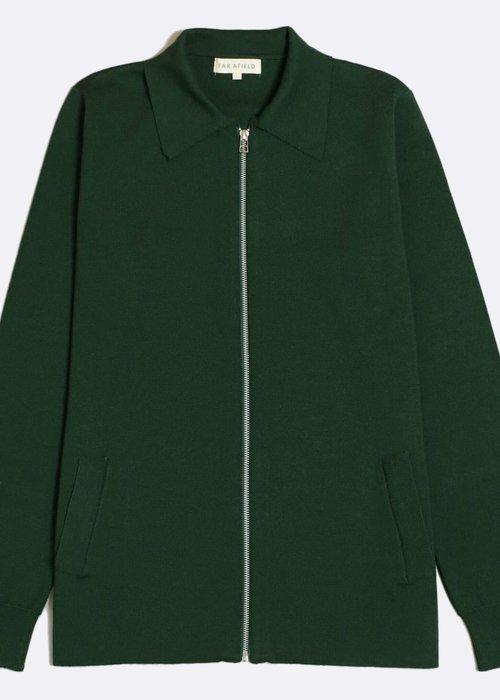 Far Afield ALEXSEY zipper cardigan