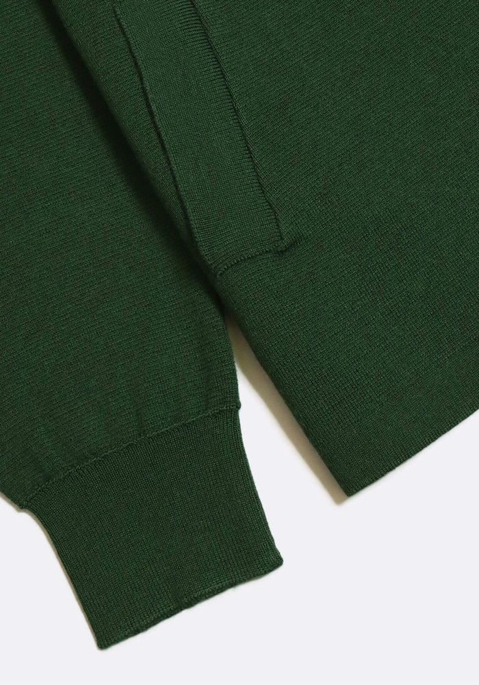 ALEXSEY zipper cardigan