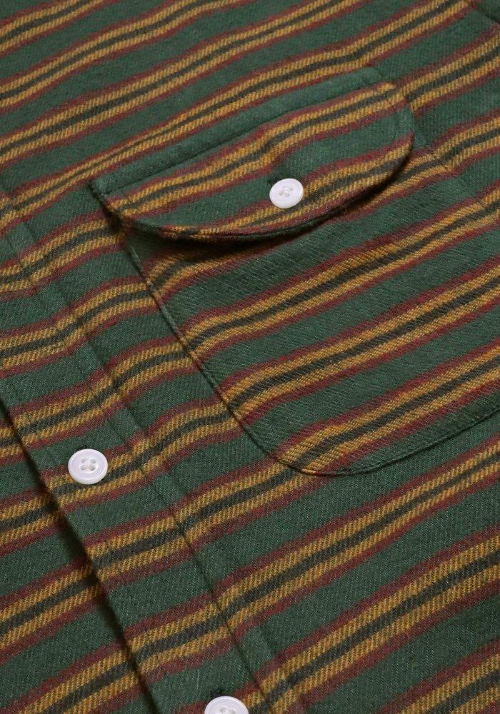 LARRY flanel shirt