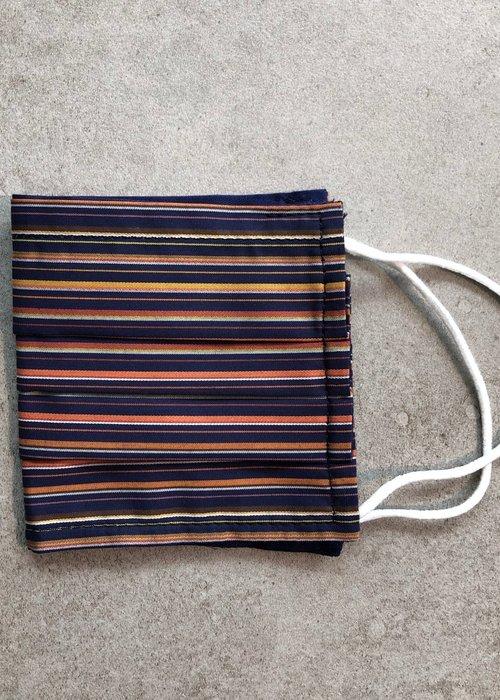 Lost in Pablos Mondmasker Enveloppe model/ filter Rust Stripes SC0401