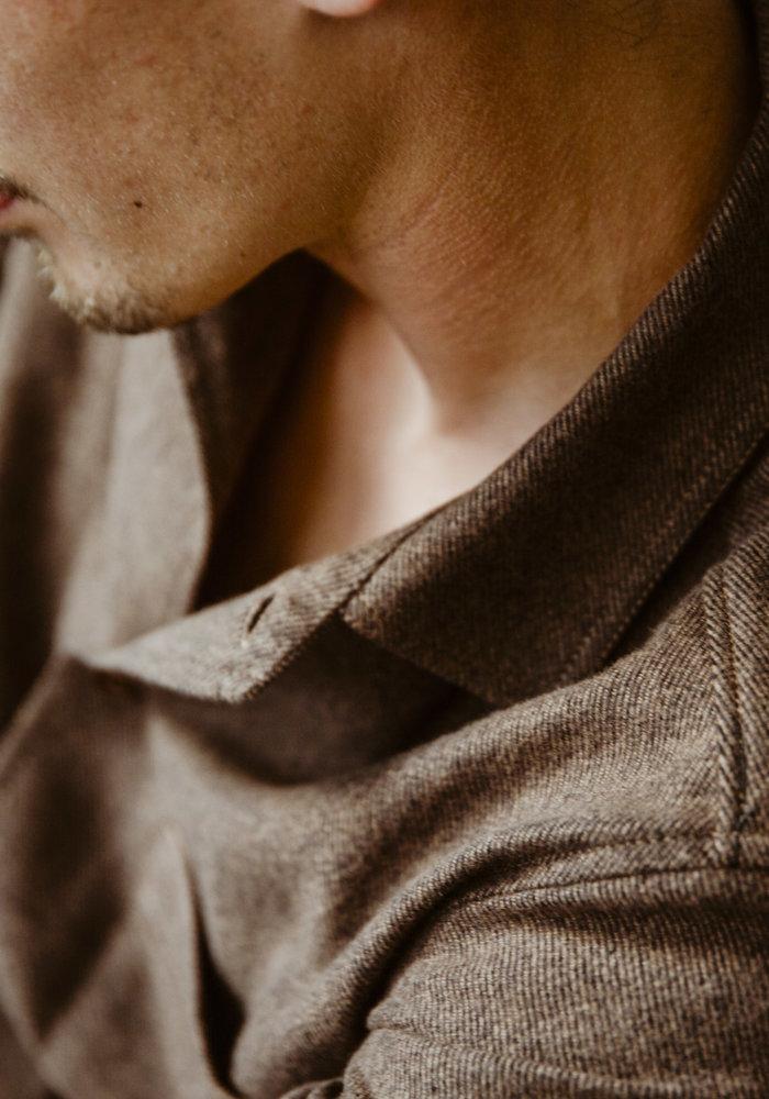 Hawk Flannel overshirt