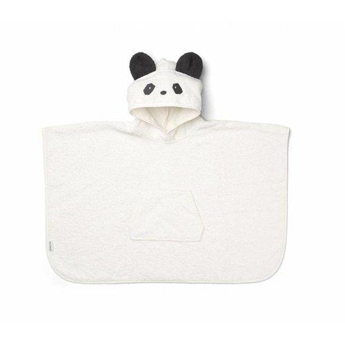 LIEWOOD Badstof poncho panda