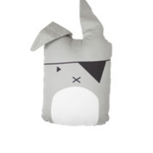 Fabelab Animal kussen Pirate Bunny