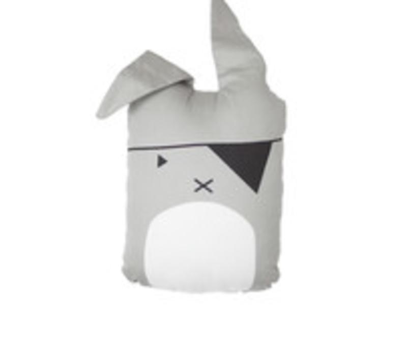 Fabelab Animal kussen Pirate Bunny