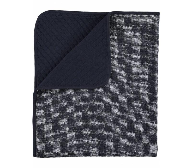 Blanket Dark BLue