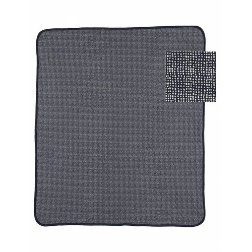 Kidscase Home Blanket Dark BLue