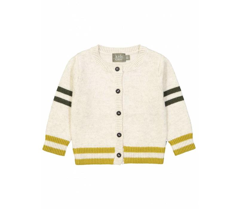 Cardigan Off White