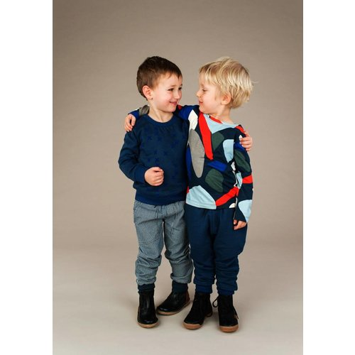 Kidscase Sweater Dark Blue