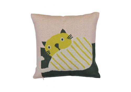 Kidscase Home Cat Cushion Cover