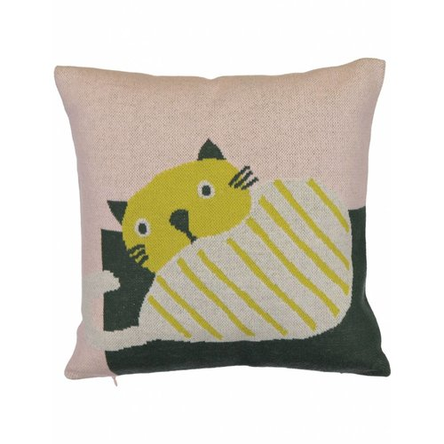 Kidscase Home Cat Cushion Cover