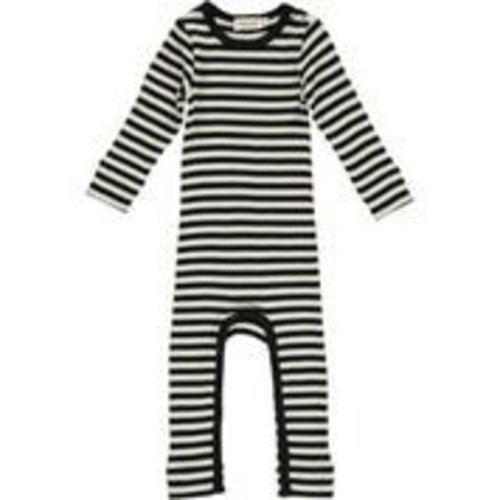 MarMar  Onesie Black/Off White