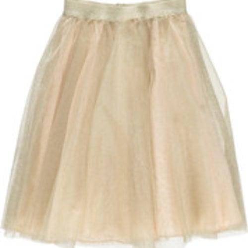 Ballerina Skirt Gold