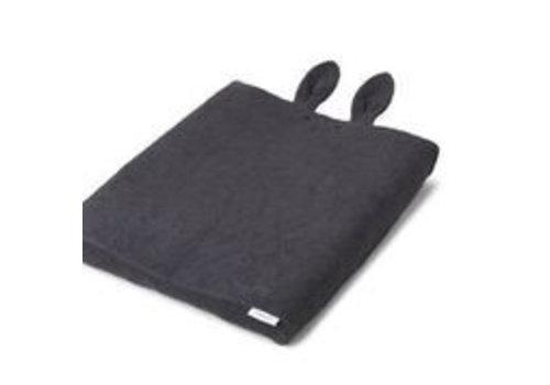 LIEWOOD Egon aankleed kussenhoes konijn donkergrijs