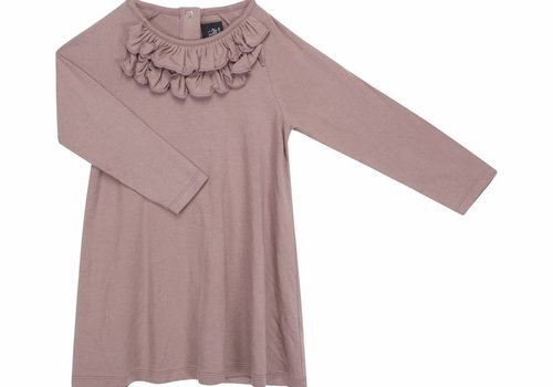 Petit by Sofie Schnoor Dress Faded Purp