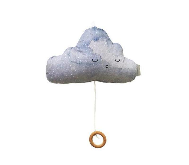 Muziekmobiel Fabelab Cloud