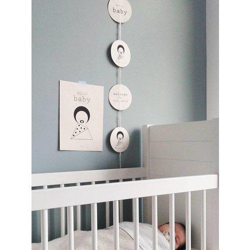 Sagström & Co Hello Baby Slinger