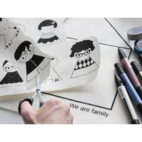 DIY Familie Huis (poster)