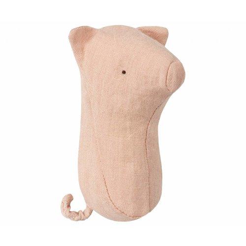 Maileg  Noah's Friend Pig Rattle