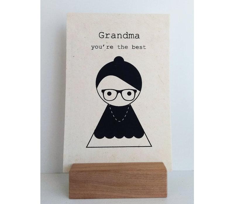 Kaarten Grandma