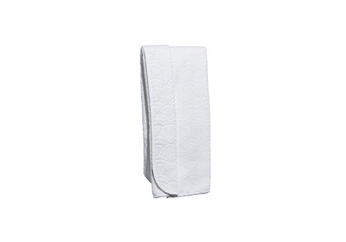 Palais de L'eau Baby Towel White