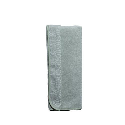 Palais de L'eau Baby Towel Pastel Green