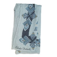 Bamboo Swaddle Everest Feathers 80 x 80cm