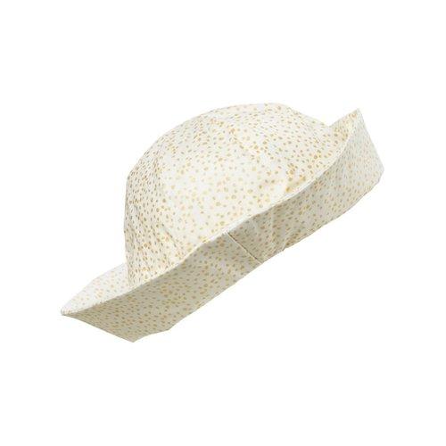 Elodie Details Strandhoed Gold Shimmer 2-3yr