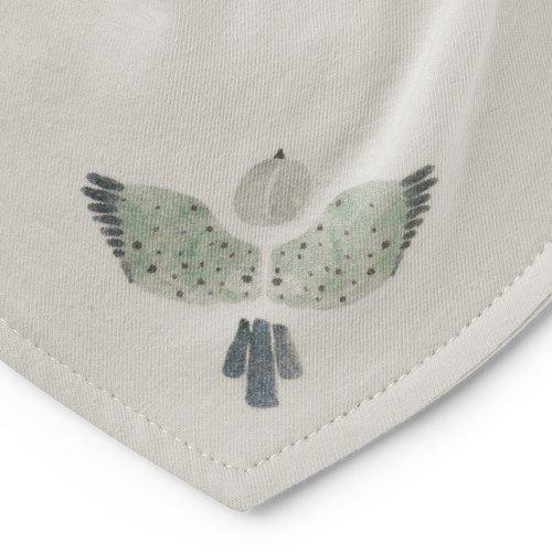 Elodie Details Spuugdoekje/ Slab Watercolor Wings