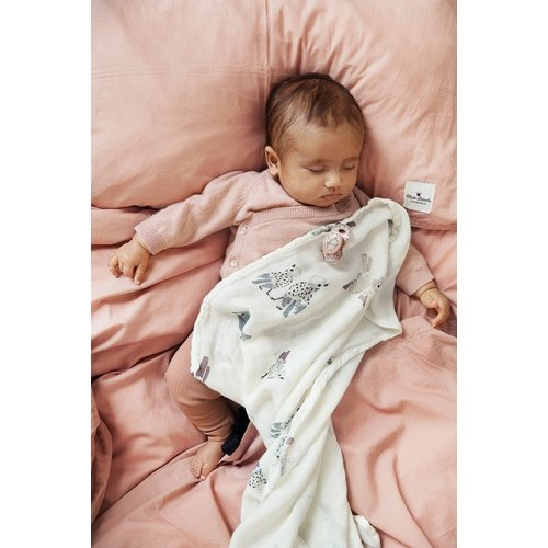 Elodie Details Bamboo Swaddle Feathered Friend 80 x 80cm