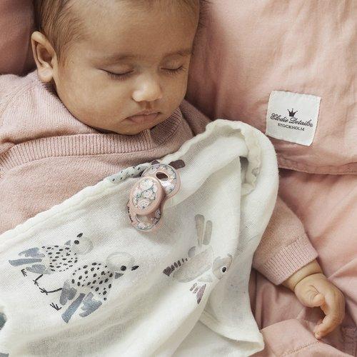 Elodie Details Fopspeen New Born Faded Rose Bells