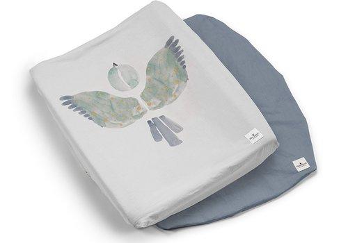 Elodie Details Aankleedkussenhoes Watercolor Wings