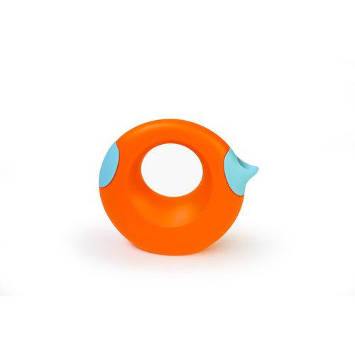 Quut Strand Gieter (0,5L) oranje met blauw