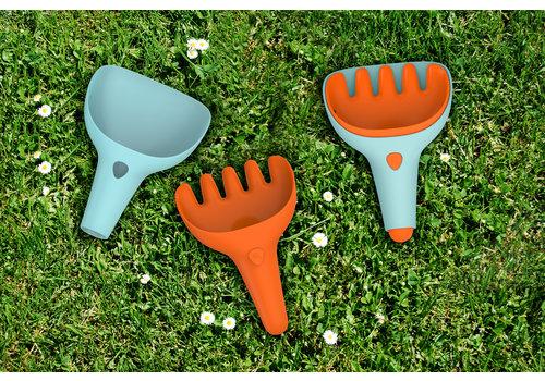 Quut Quut raki vintage blue/mighty orange