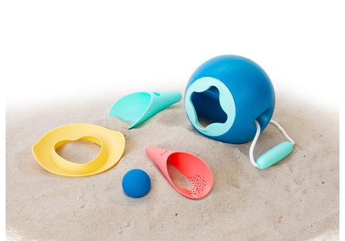 Quut Quut Beach Set mini ballo + cuppi + shaper