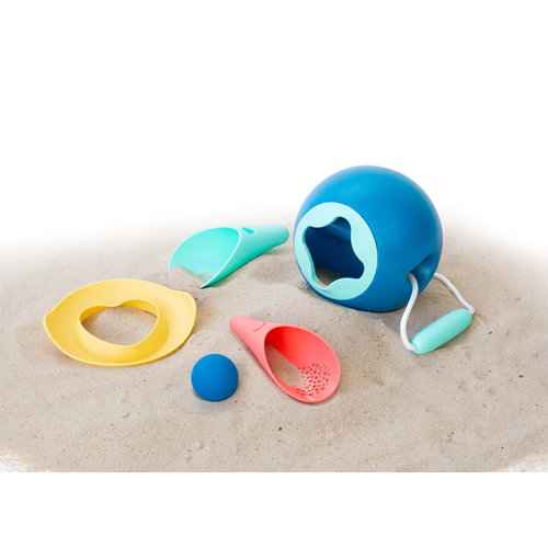 Quut Quut Beach Set mini ballo + cuppi + shaper