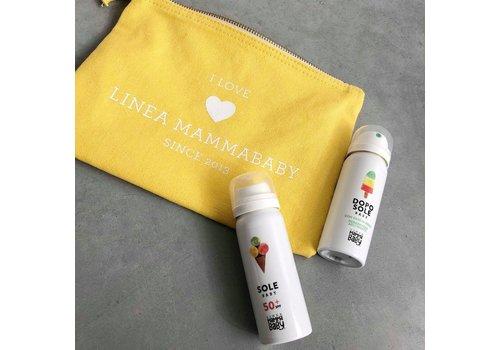 Linea Mamababy Linea Mamma baby sun travel kit