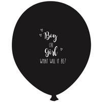SuzyB gender reveal ballon IT'S A GIRL