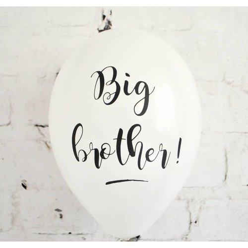 SuzyB Ballonnen big brother 6 stuks