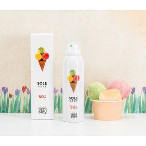 Linea Mamababy Linea mamma Sunscreen SPF50+