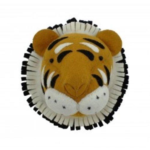 Fiona Walker Tiger Head Mini