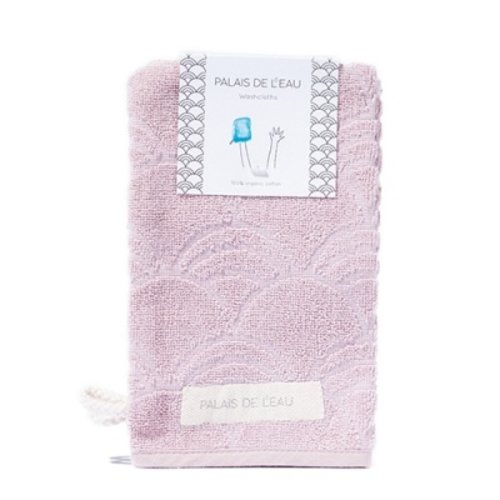 Palais de L'eau Washcloth vintage pink (3 pieces)