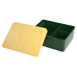 Blafre Lunchbox Bear groen