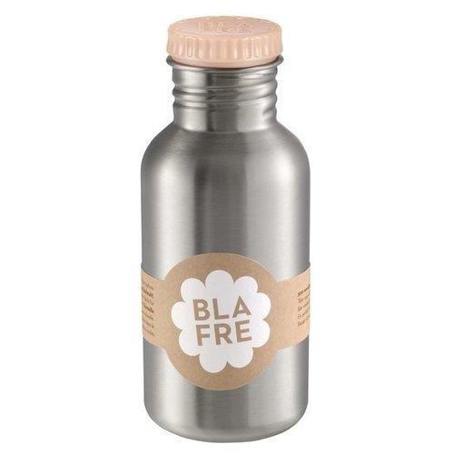 Blafre Stalen Drinkfles 500ml perzik