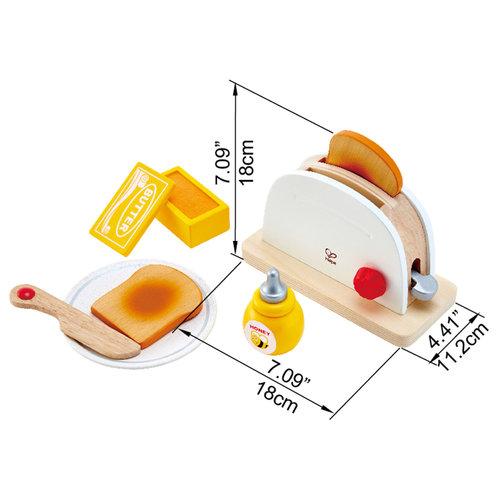 HAPE Houten Brood toaster