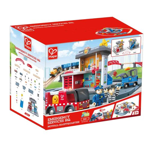 HAPE Emergency services